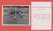 West Germany v Argentina Seeler (22)